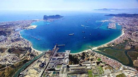 Panorámica de la Bahía de Algeciras. (Foto: ABC de Sevilla)