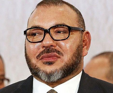 Mohamed VI, rey de Marruecos. (Foto: https://www.letelegramme.fr/france/).