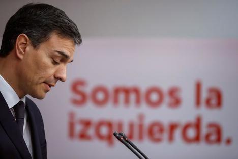 El presidente español Pedro Sánchez (Foto: www.libremercado.com / EFE)
