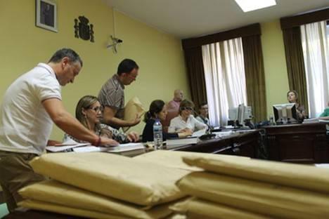 Constituidas las Juntas Electorales de Zona en León