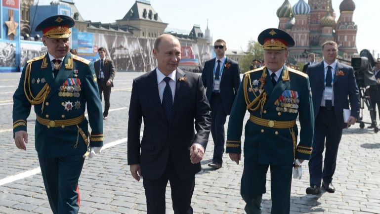 Putin se prepara para atacar al Estado Islámico en Siria