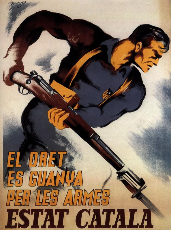 Cartel del Estat Catalá (Año 1936). http://www.freecatalonia.com