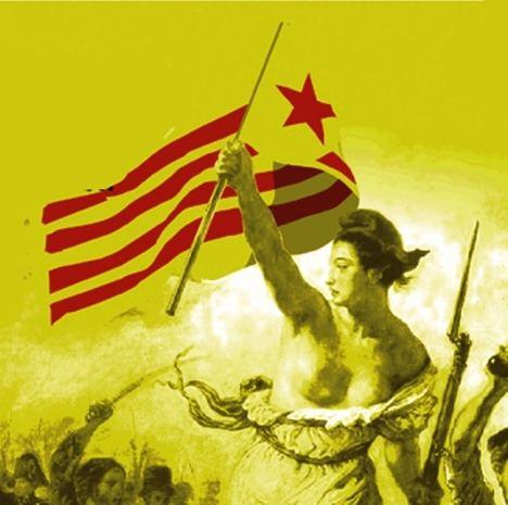 Ilustración: Comissió Independentista de Badalona.