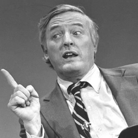 William Frank Buckley, Jr. (24 de noviembre de 1925 – 27 de febrero de 2008)