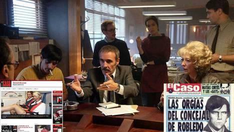 """Sobre la nueva serie """"El Caso"""" de Televisión Española"""
