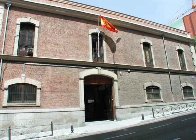 Servicio Histórico Militar, Madrid. (Foto: http://www.madridhistorico.com/).