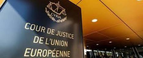 Tribunal de Justicia de la Unión Europea, en Luxemburgo. (Foto: EFE).