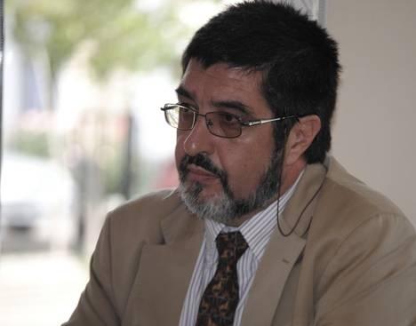 Manuel Mitadiel, procurador en las Cortes de Castilla y León por el partido Ciudadanos y la provincia de León