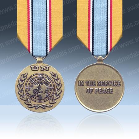 Medalla conmemorativa de la misión UNAVEM de la ONU en Angola