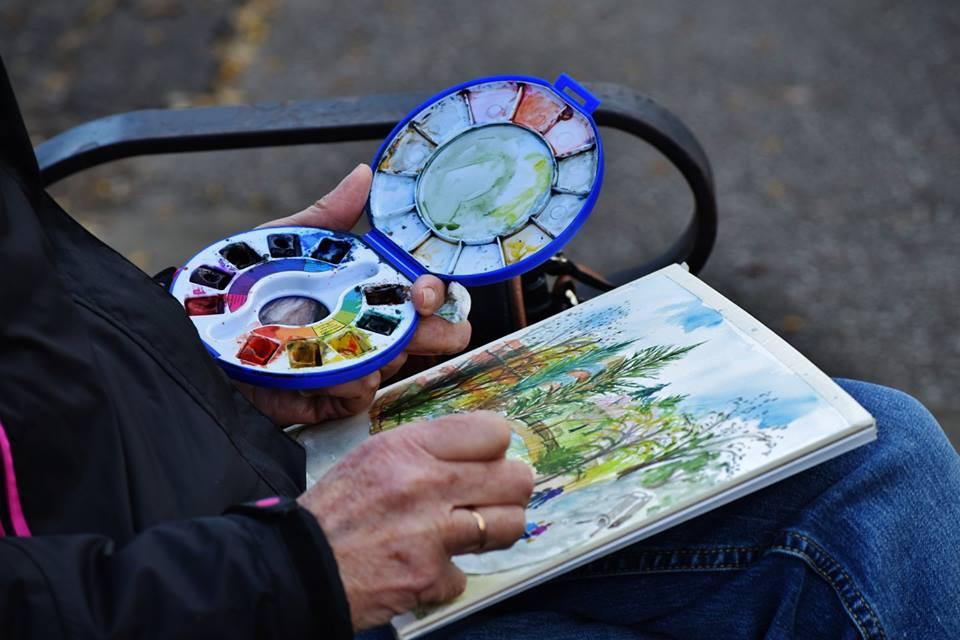 Mostrando León dibujo a dibujo