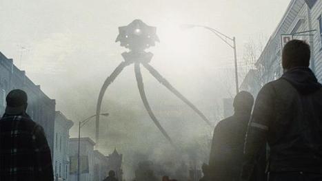 Fotograma de 'La guerra de los mundos', de Spielberg, basada en la obra de H. G. Wells.