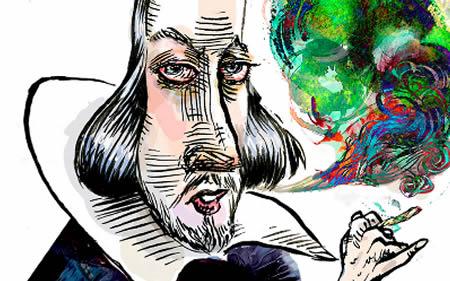 Shakespeare: a colocarse y al loro
