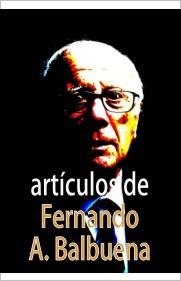 Artículos de Fernando Álvarez Balbuena